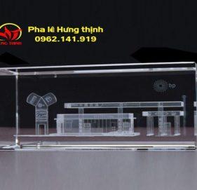 Pha lê 3D - Pha lê Hưng Thịnh