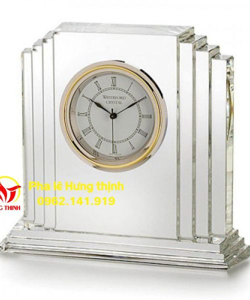 Đồng hồ pha lê Mẫu 13