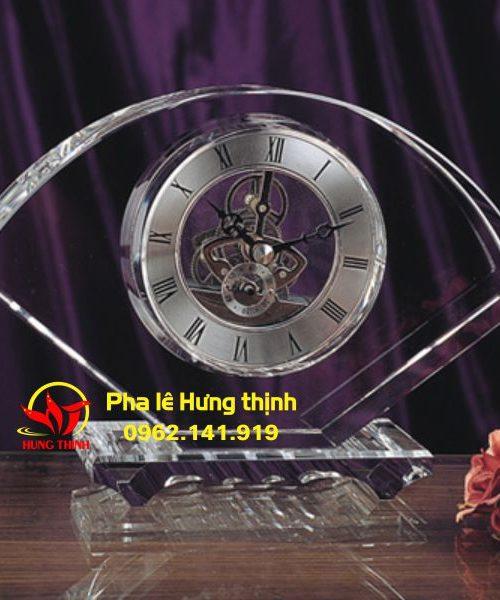 Đồng hồ pha lê Mẫu 14