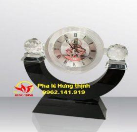 Đồng hồ pha lê Mẫu 16